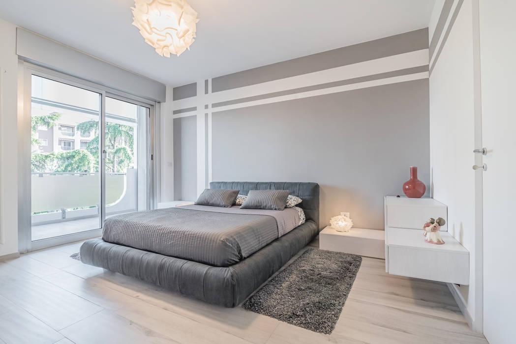 Camera da letto camera da letto in stile di facile for Camere da letto