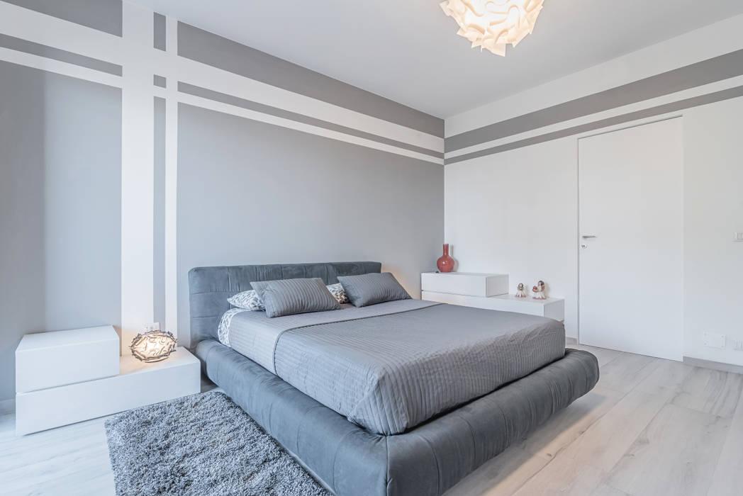 Camere Da Letto Stile Minimalista : Camera da letto camera da letto in stile in stile minimalista di