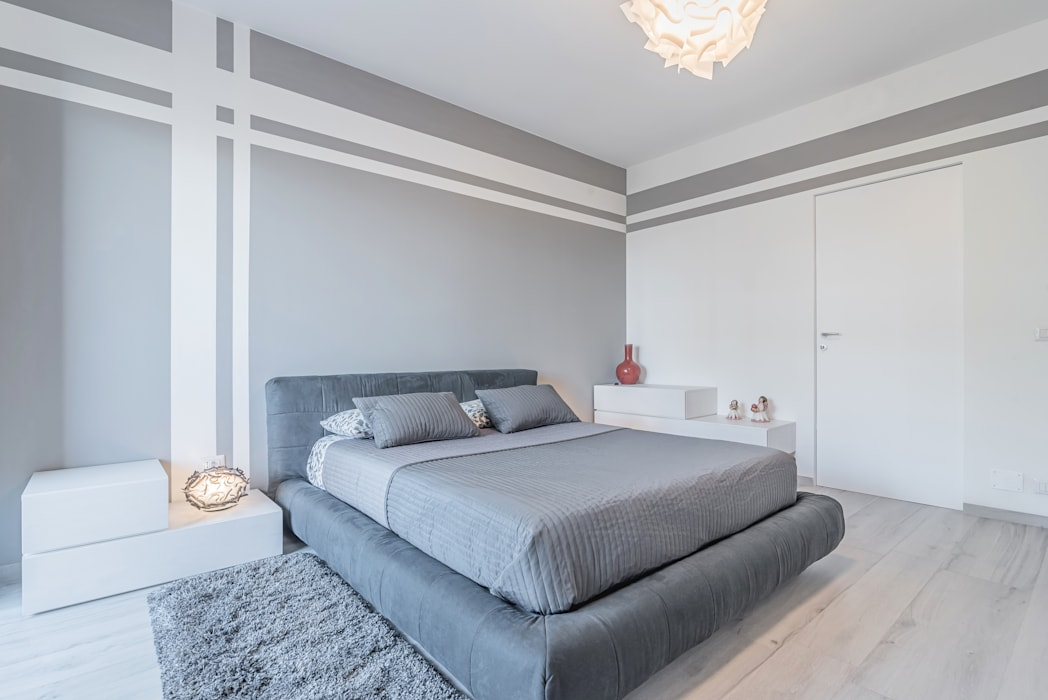 Dormitorios de estilo minimalista de Facile Ristrutturare Minimalista