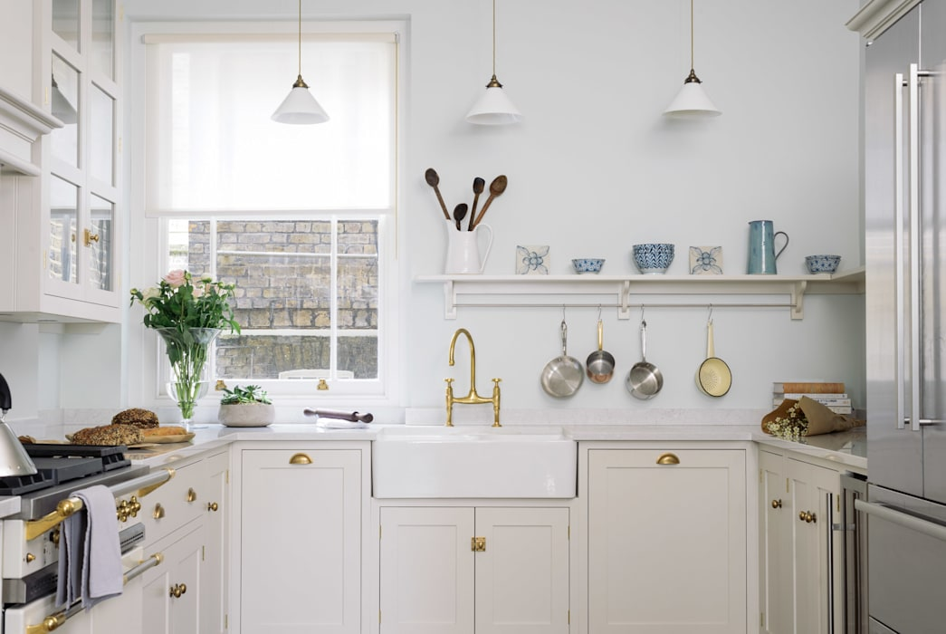 The SW1 Kitchen by deVOL :  Kitchen by deVOL Kitchens
