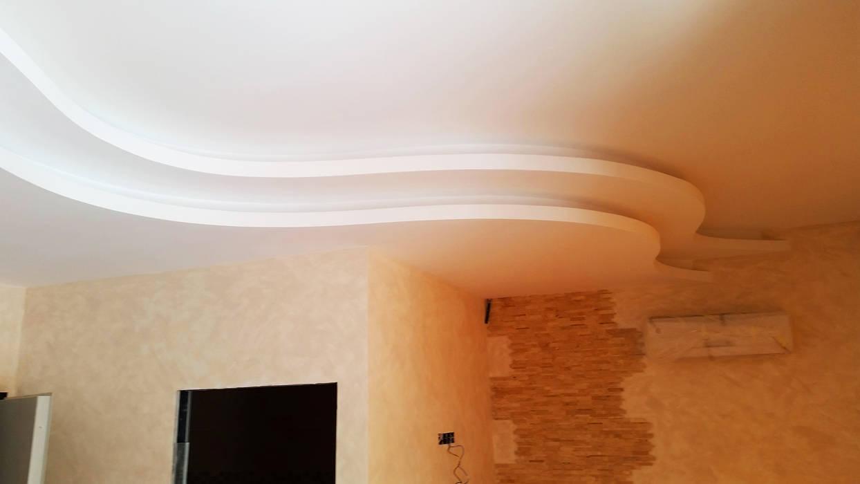 Строительство в Испании Гараж в средиземноморском стиле от RedArt.Vip Средиземноморский