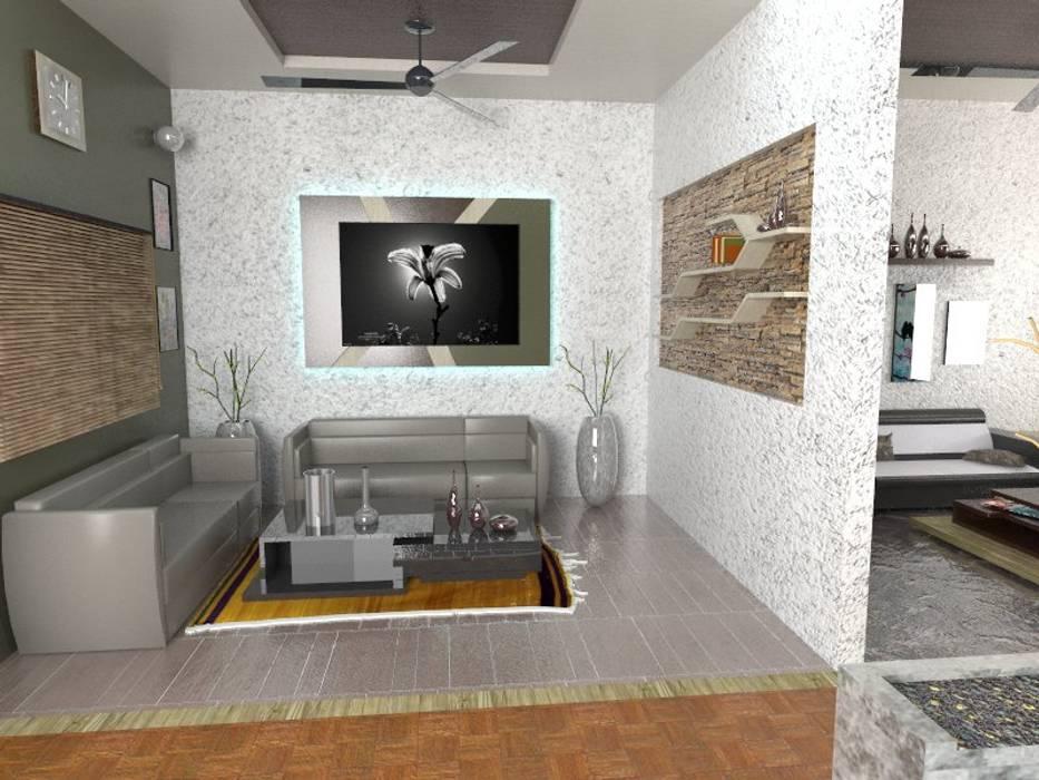Interiors Residential by Conarchstudio Modern