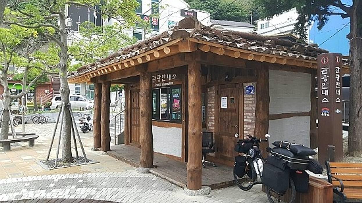 한국인테리어 (주)명인건설 Case in stile asiatico