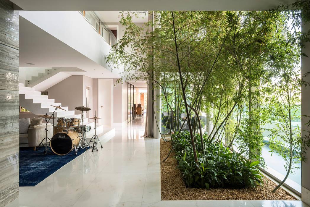 Modern style conservatory by homify Modern