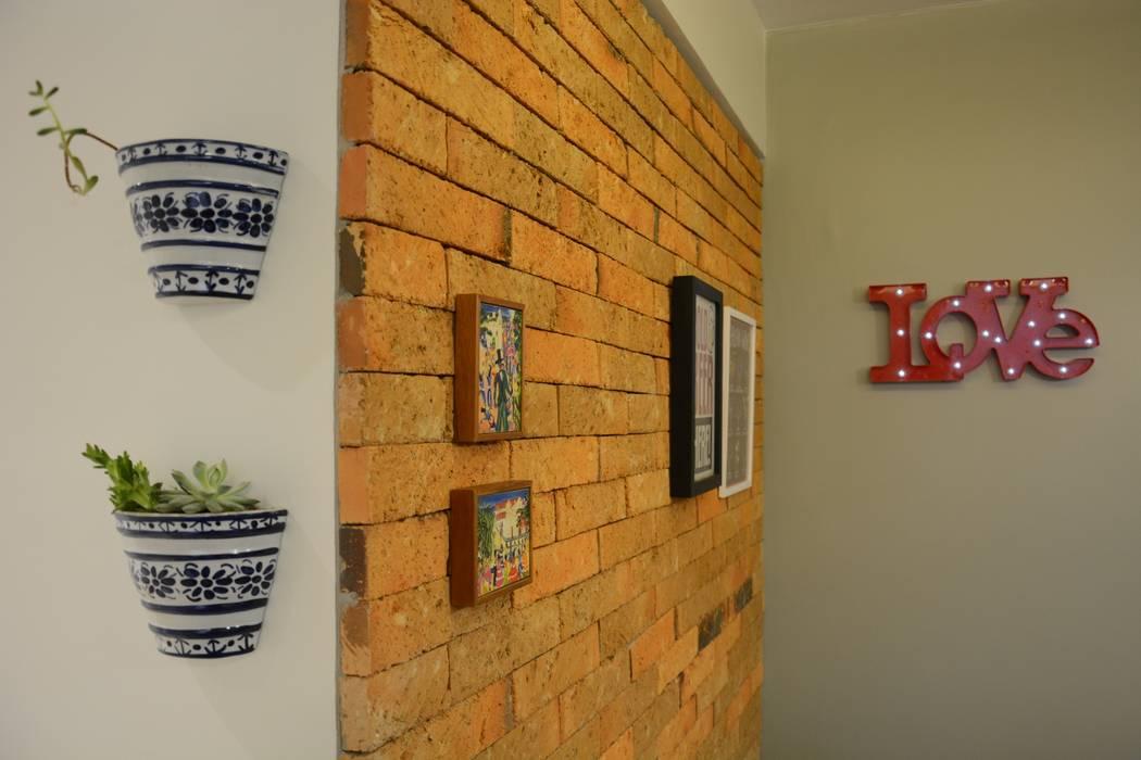 Walls by homify, Modern Bricks