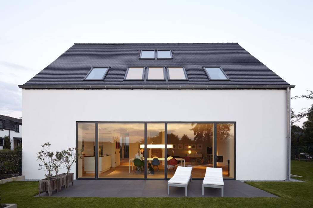 Maisons minimalistes par Falke Architekten Minimaliste