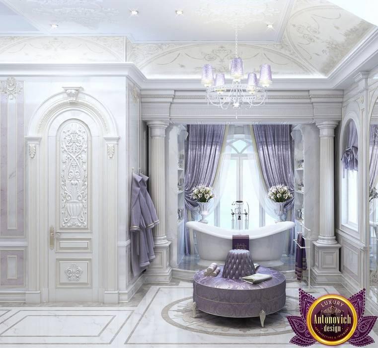 Baños de estilo  de Luxury Antonovich Design, Clásico