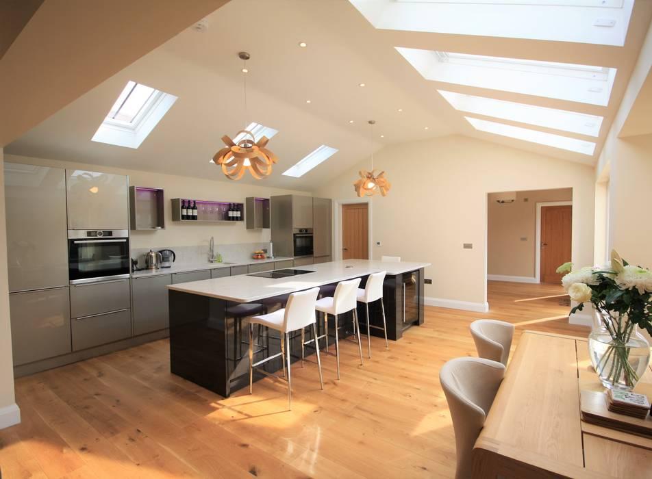 Great Bardfield, Essex:  Kitchen by Kitchencraft