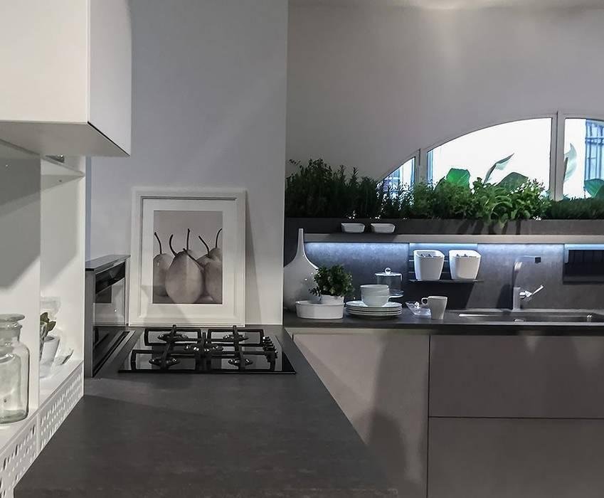 Gorizia 2015: Cucina in stile in stile Moderno di casa&stile interior design e ristrutturazioni
