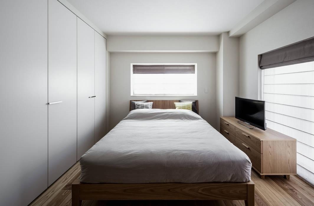 Bedroom by 株式会社seki.design