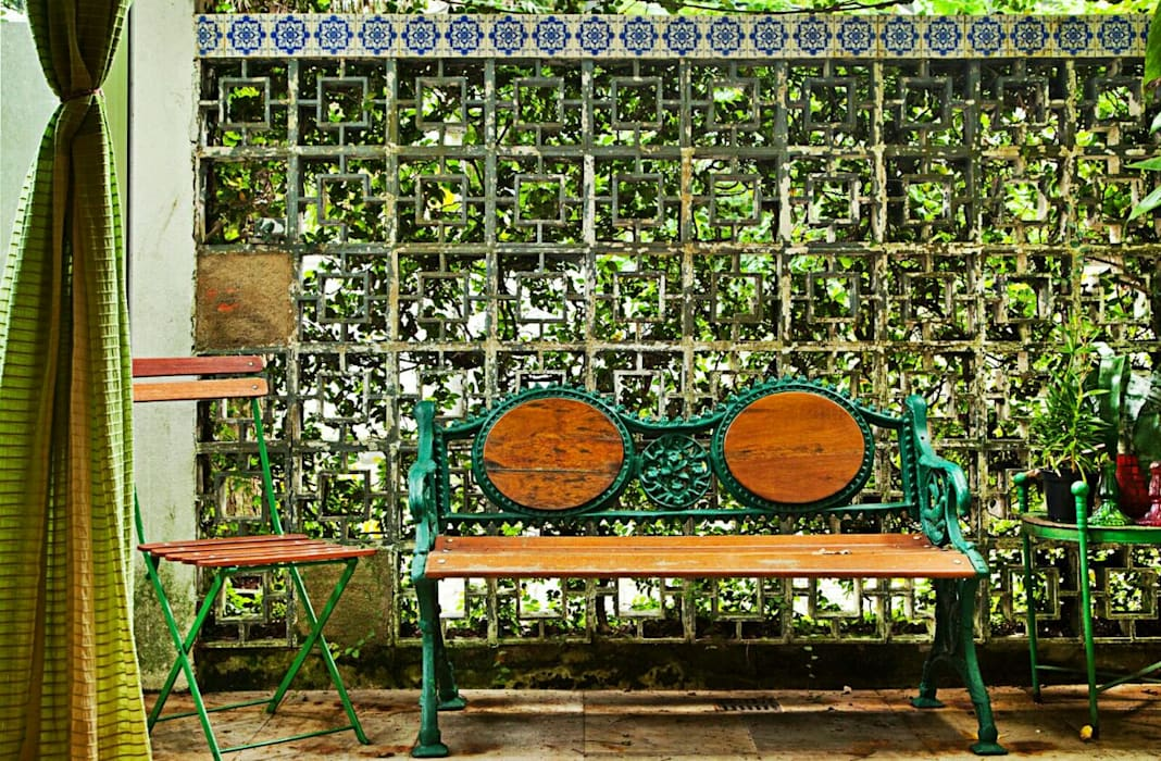Garten von Espaço Tania Chueke