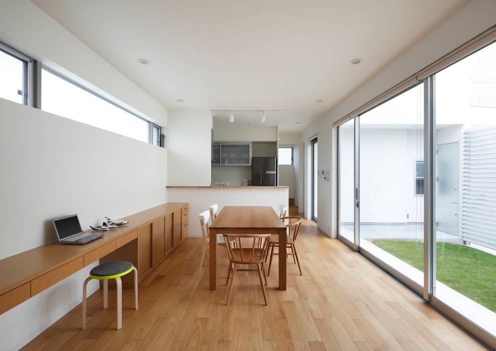 Phòng ăn theo atelier m,