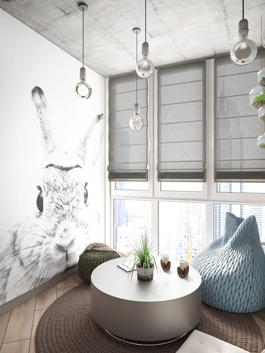 Зона отдыха: Кухни в . Автор – Tatiana Zaitseva Design Studio