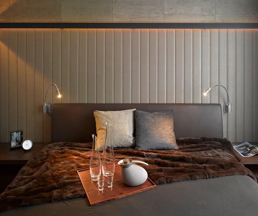 Modern Bedroom by 沈志忠聯合設計 Modern