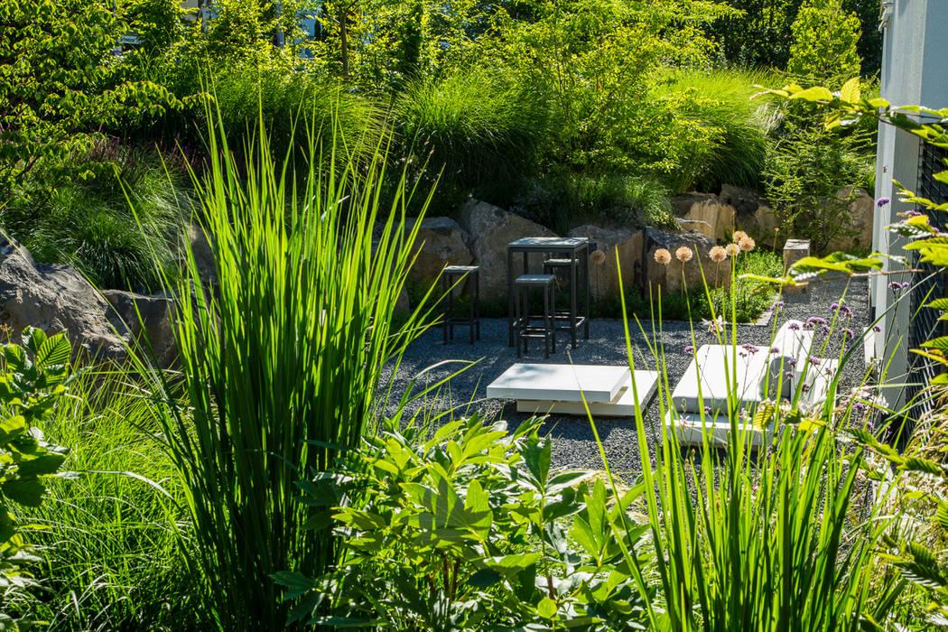 Jardines de estilo moderno de GartenLandschaft Berg & Co. GmbH Moderno