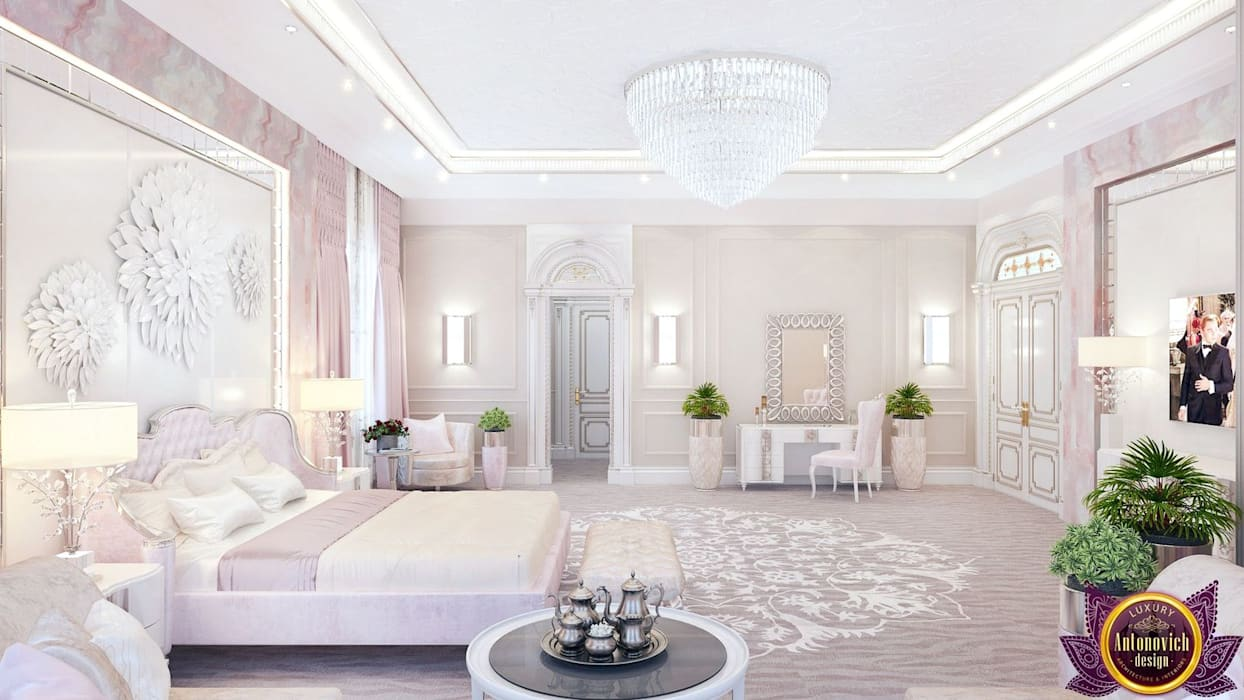Modern style bedroom by Luxury Antonovich Design Modern