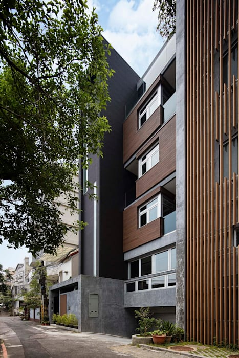 After:  房子 by 前置建築 Preposition Architecture