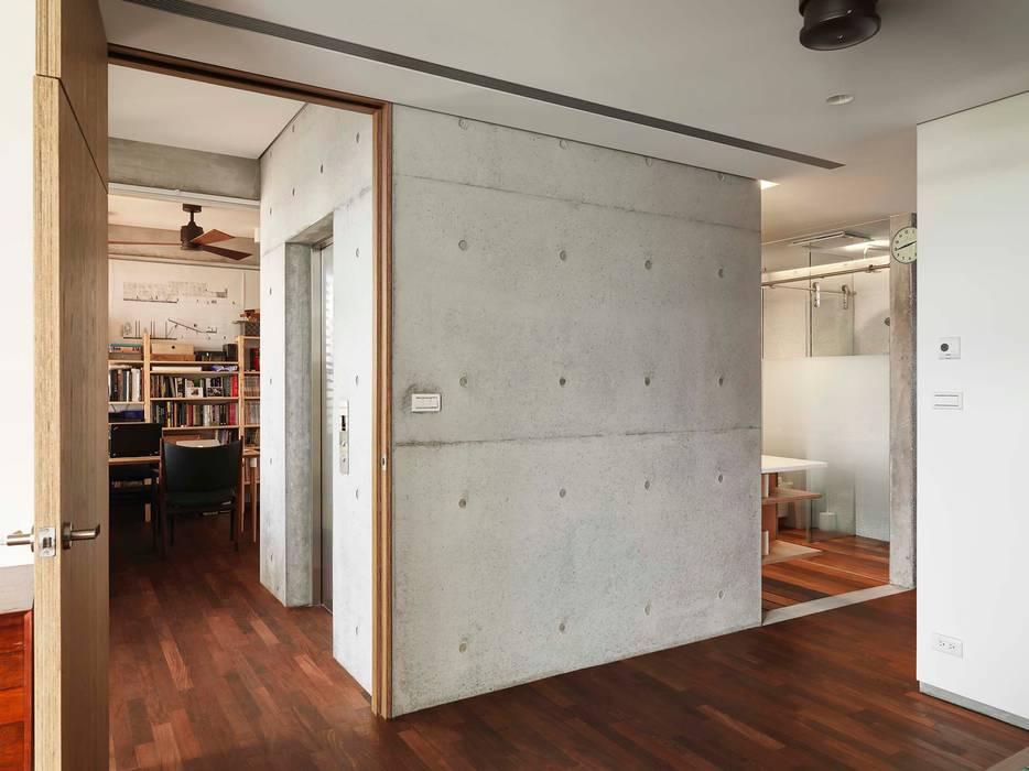 所謂量體:  臥室 by 前置建築 Preposition Architecture