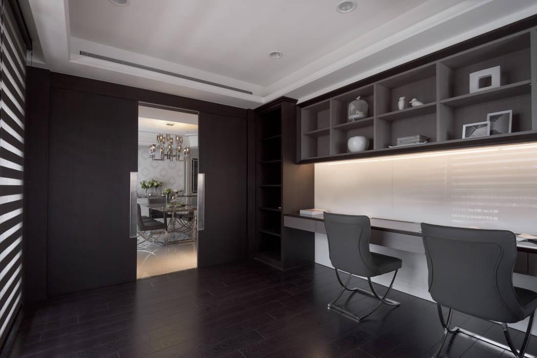 Bureau de style  par 思為設計 SW Design,