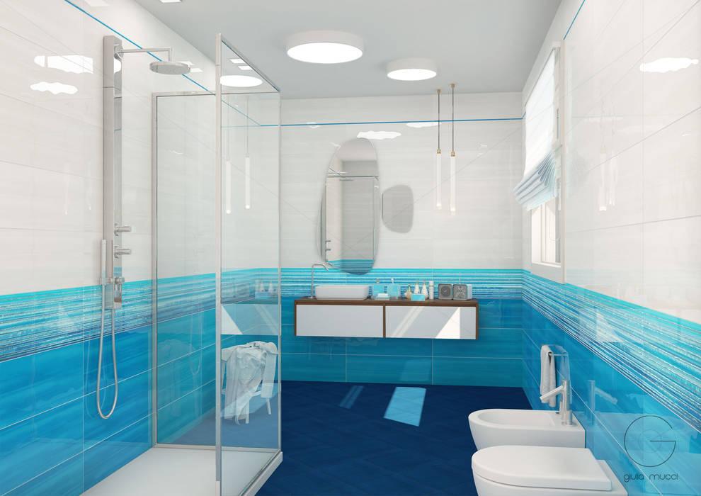 حمام تنفيذ MK Designer Studio | Project & 3D ArchViz