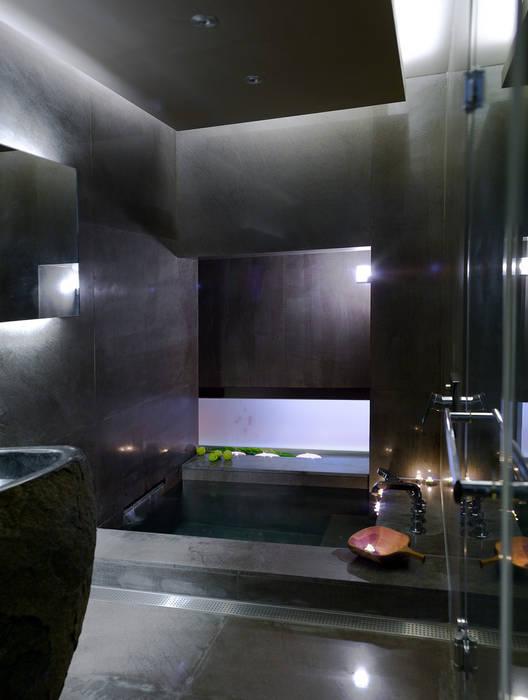 住宅(漫步雲間) 根據 鼎爵室內裝修設計工程有限公司 簡約風 大理石