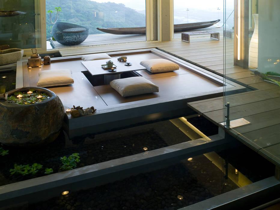 住宅(漫步雲間) 根據 鼎爵室內裝修設計工程有限公司 簡約風 塑木複合材料