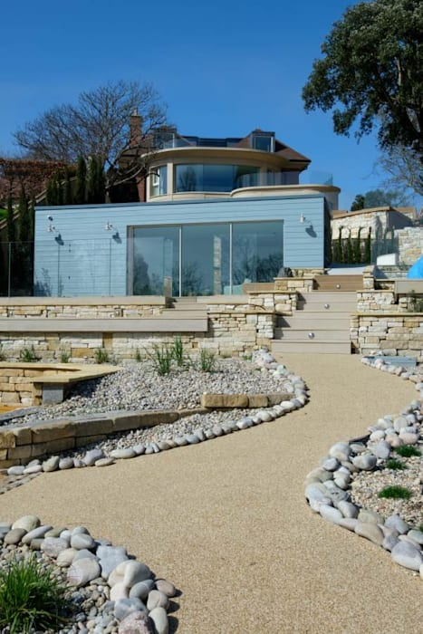 Belle Vue :  Houses by IQ Glass UK