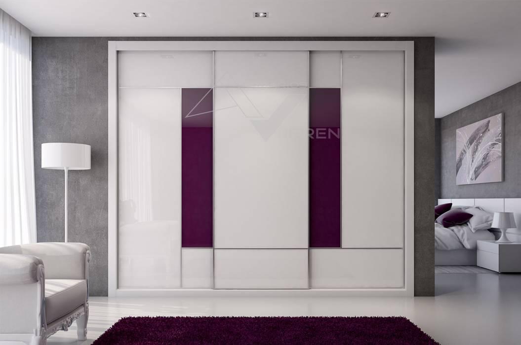 Armario empotrado a medida de 3 puertas correderas for Pequeno armario con puertas correderas