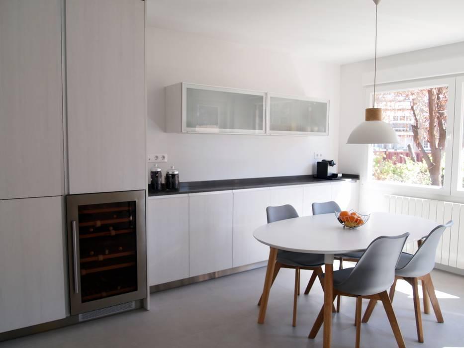 cocina Reformmia Cocinas de estilo moderno