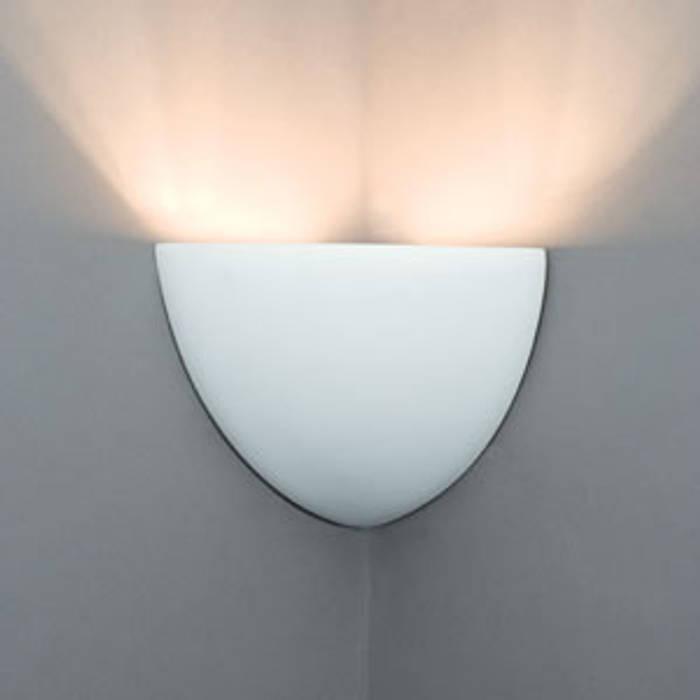 Lámparas de Yeso rinconeras de ILUMINABLE Ecléctico
