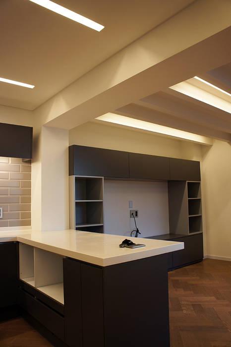 Modern Kitchen by SPACEHWA Modern