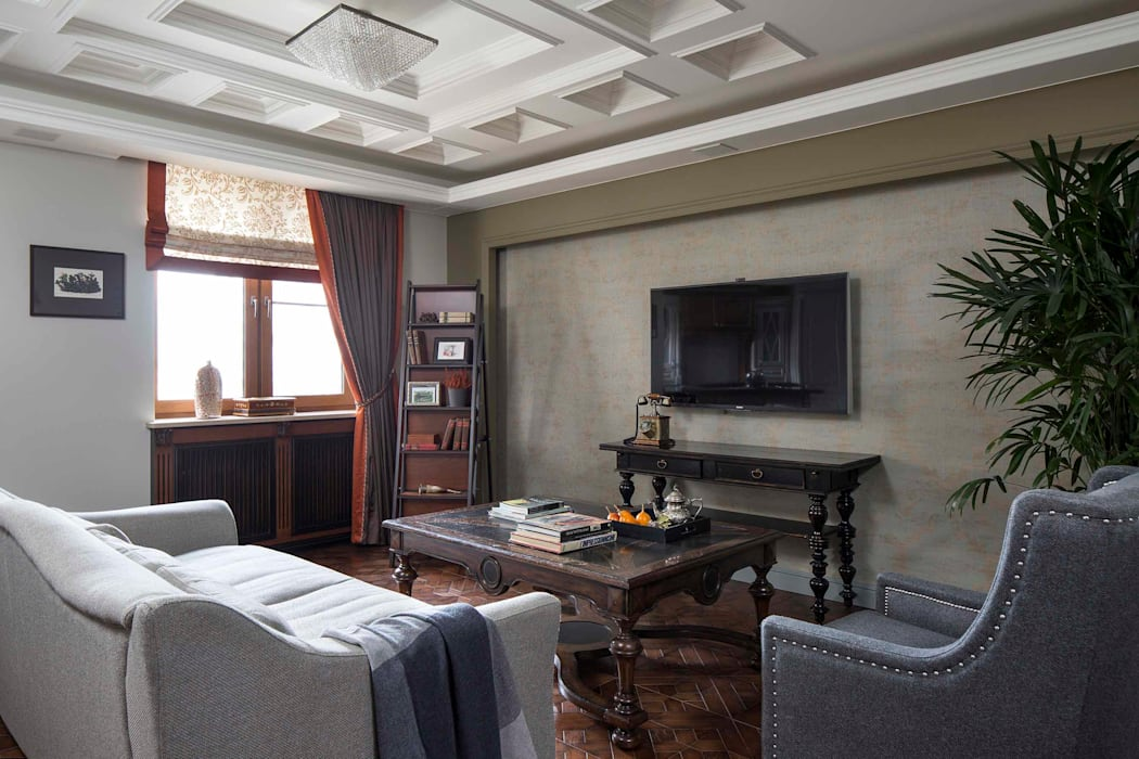 by Dots&points interior design studio Classic