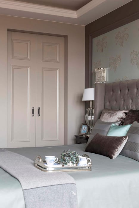 Classic style bedroom by Dots&points interior design studio Classic