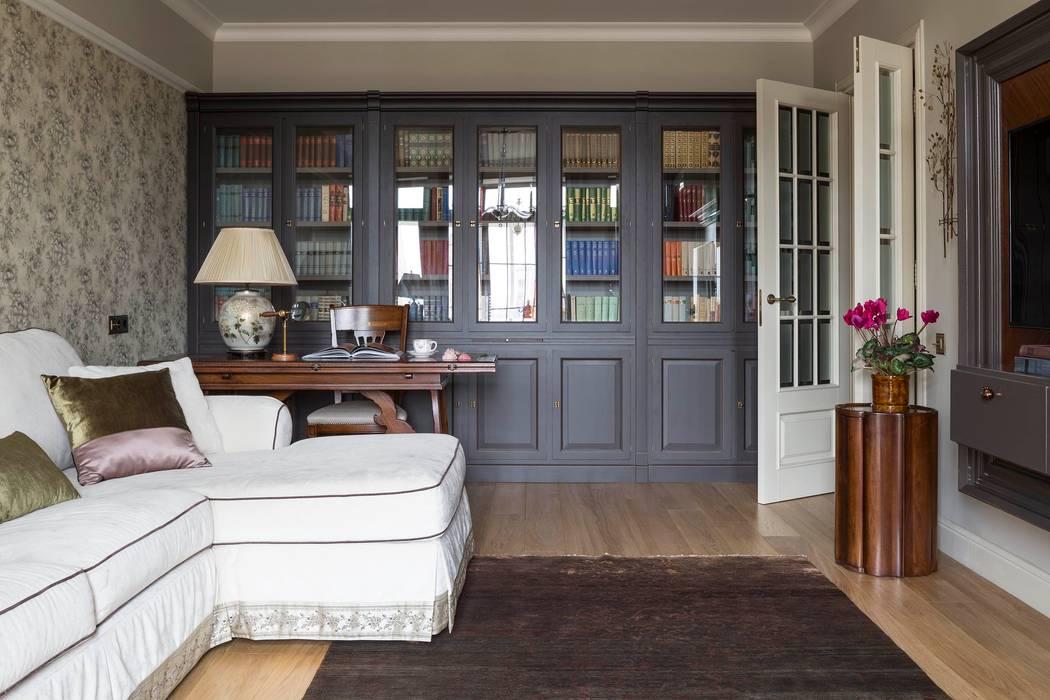 Salones clásicos de Dots&points interior design studio Clásico