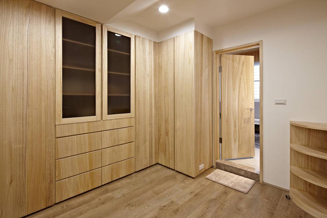 2F更衣室 映荷空間設計 更衣室