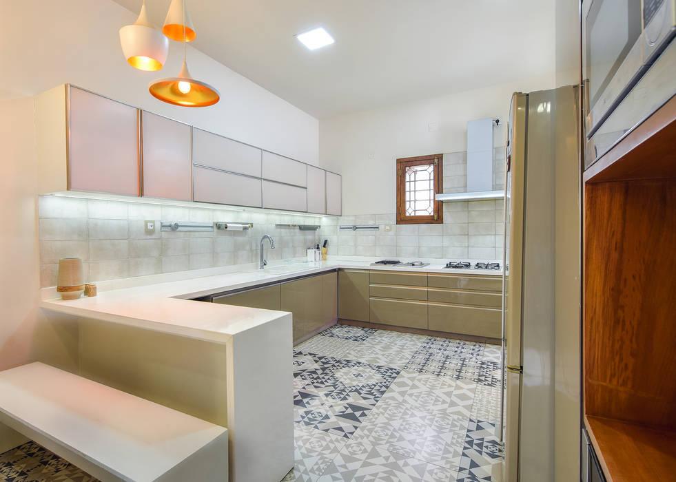 Modern minimal Minimalist kitchen by Design Species Minimalist Plywood
