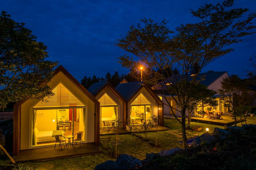 더 이레츠 건축가 그룹 現代房屋設計點子、靈感 & 圖片