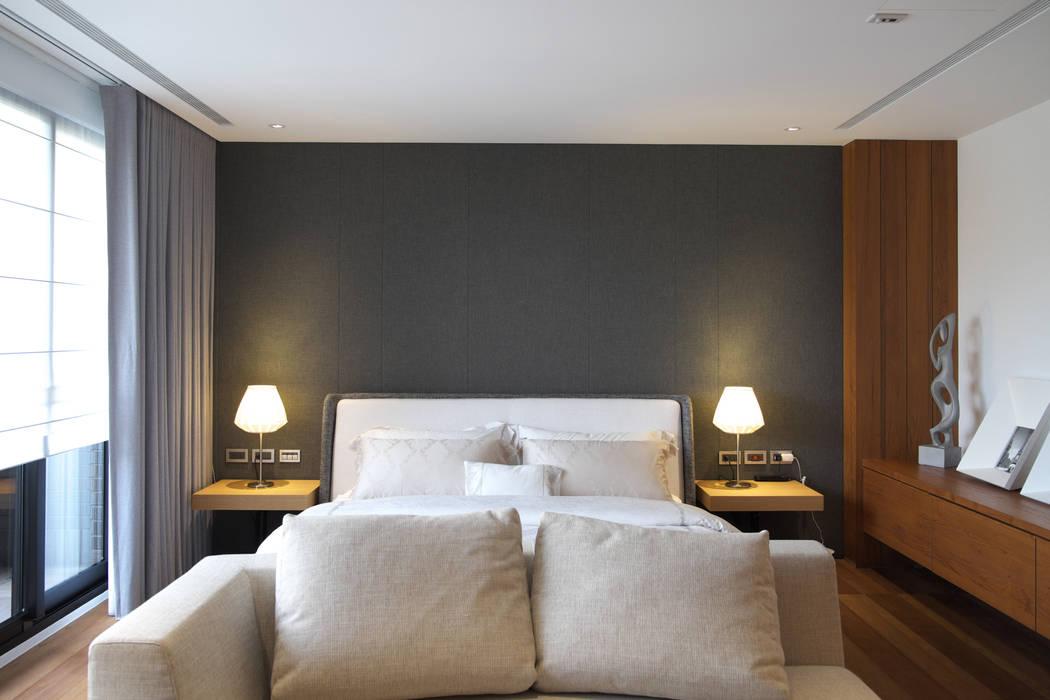 構築設計 Dormitorios de estilo moderno