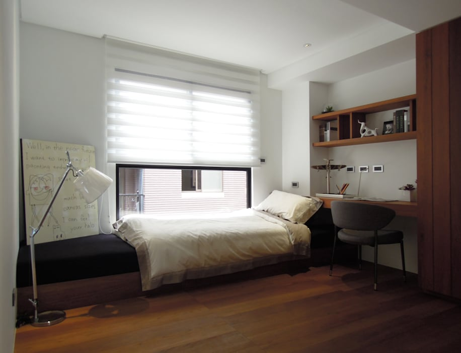 Light 加減0的生活美學 根據 構築設計 現代風