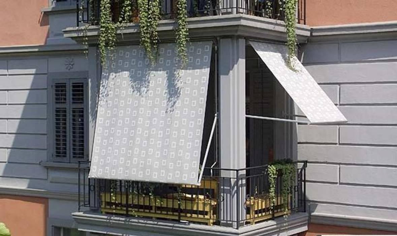 Маркизы на окна ,Маркизы для любимого дома и балкона: Tерраса в . Автор – Decortown