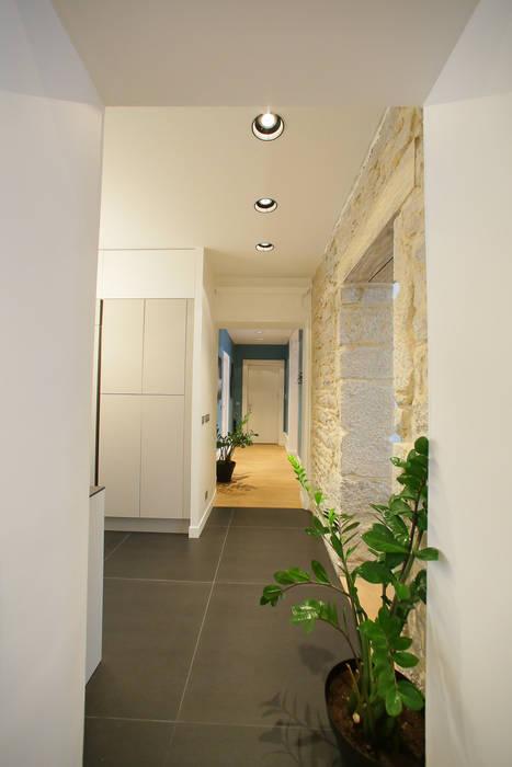 Agencement et aménagement d\'un couloir de circulation: couloir et ...