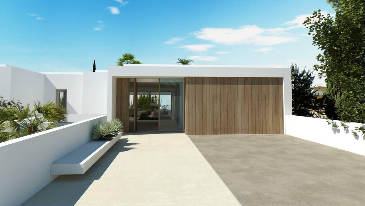 Rumah oleh Tono Vila Architecture & Design, Modern