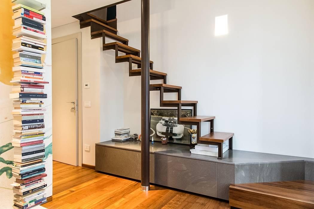 Camera Da Letto Con Soppalco : Camera da letto con soppalco camera da letto in stile di mariapia