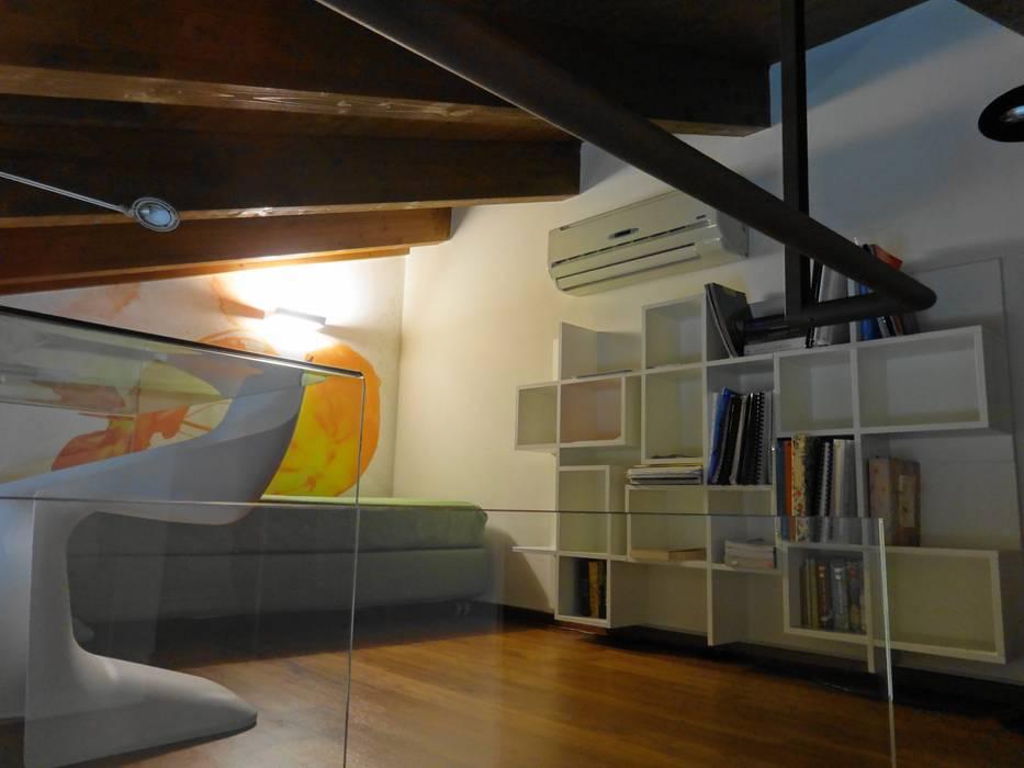 Camera Da Letto Con Soppalco : Camera da letto con soppalco camera da letto in stile in stile