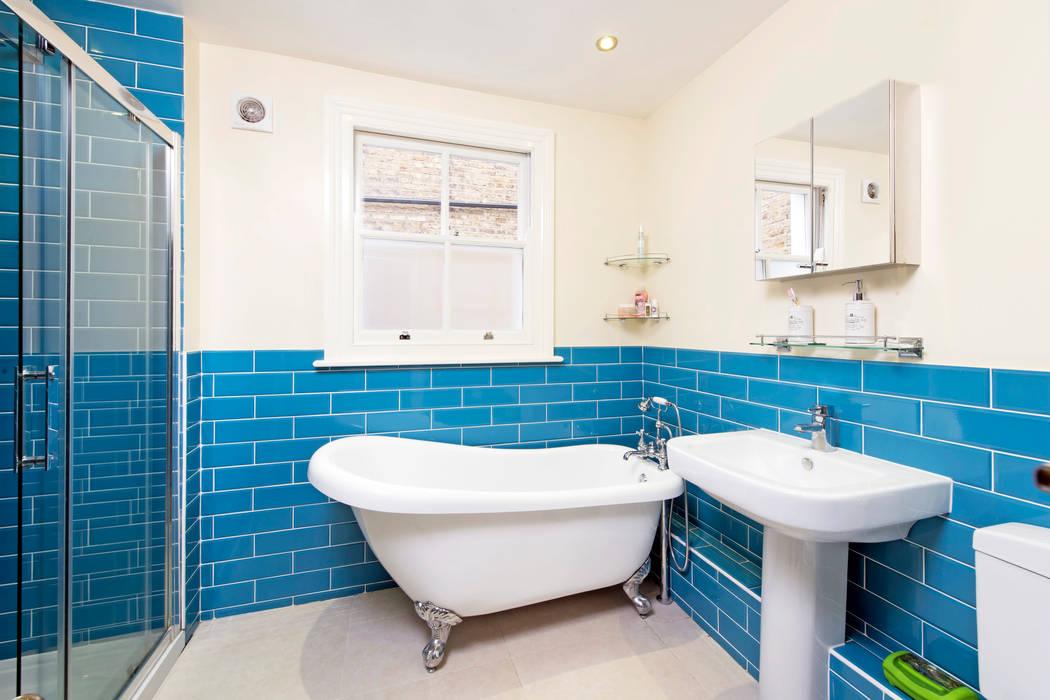 Baños de estilo  de dwell design, Moderno