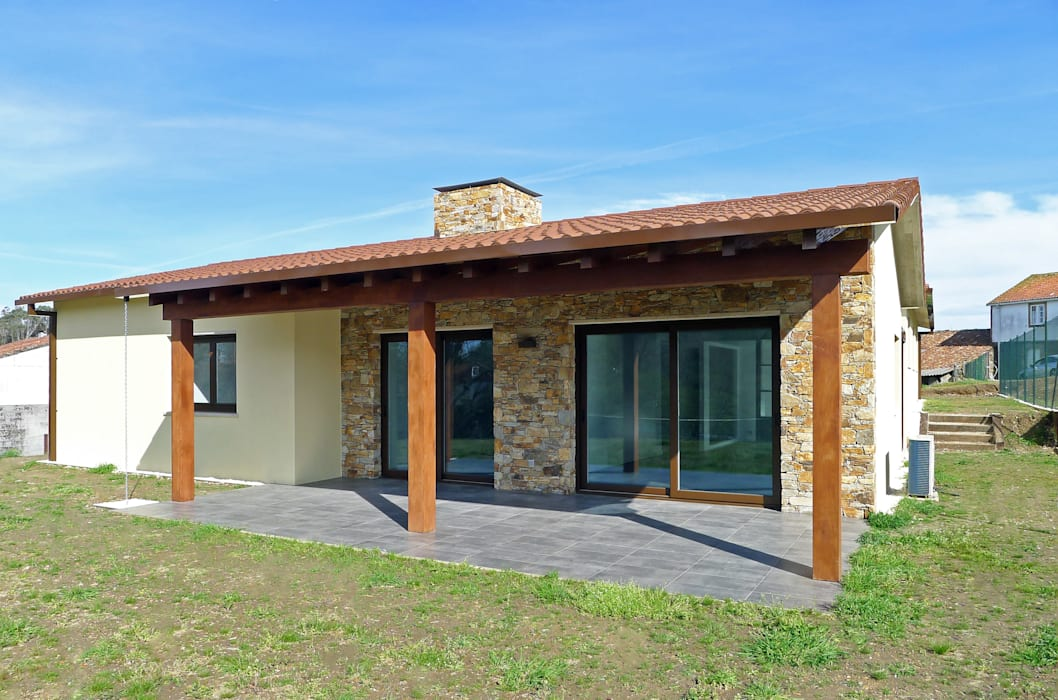 homify Modern Houses Stone