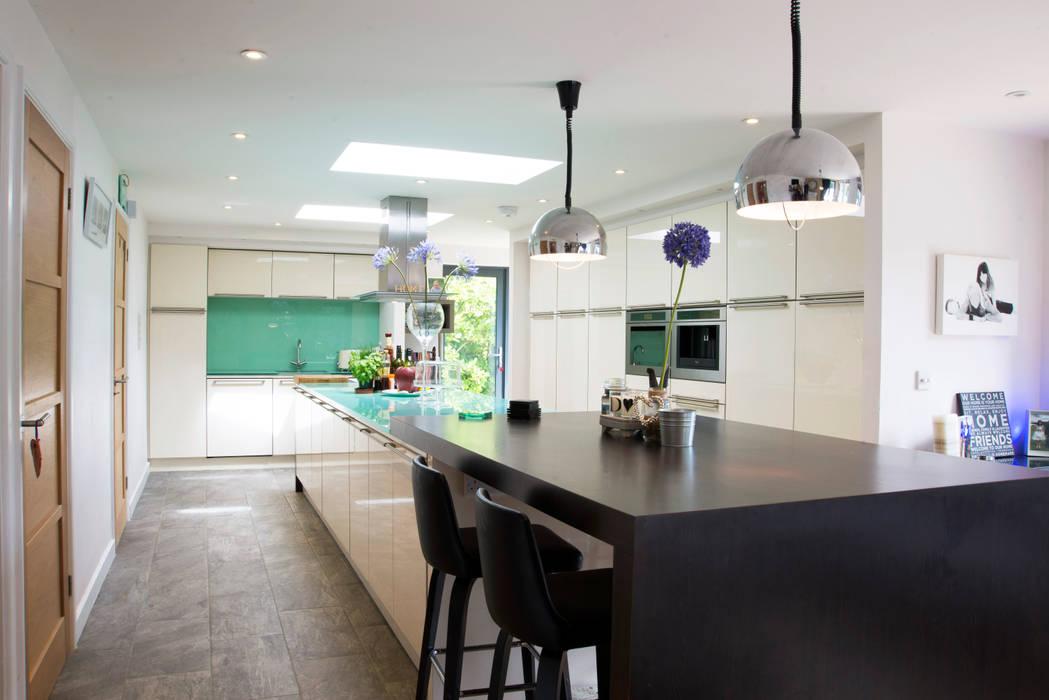 Кухни в . Автор – dwell design, Модерн