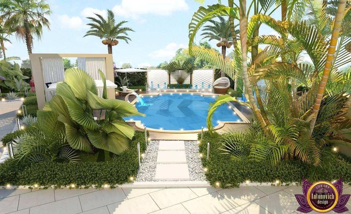 Mediterranean style house by Luxury Antonovich Design Mediterranean