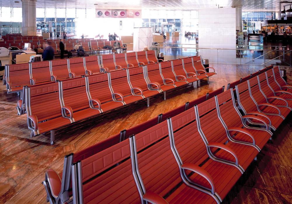 Tapizado sillas Aeropuerto EASYDEKOR Textiles de alto rendimiento Oficinas y tiendas