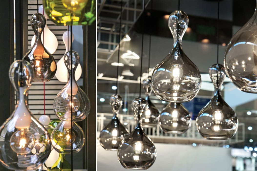 next home collection e.K. Office spaces & stores Glass Metallic/Silver